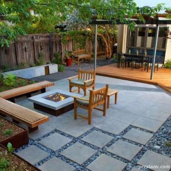 طراحی باغ و باغچه
