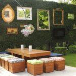 طراحی باغ و باغچه در فضای منزل