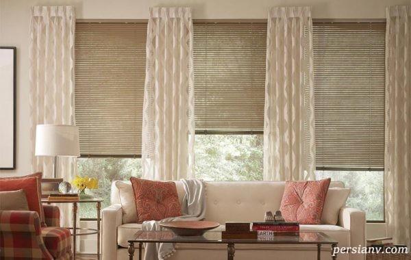 انواع پوشش پنجره