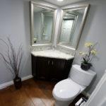 چگونه دستشویی کوچک اما سازمان یافته داشته باشیم؟