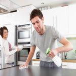 چگونه خانه کثیف را تمیز جلوه دهیم؟