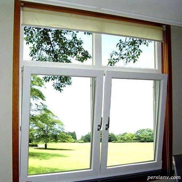 تزیین در و پنجره