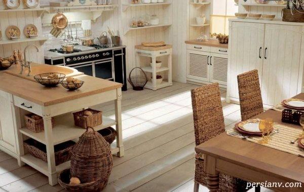 آشپزخانه غربی