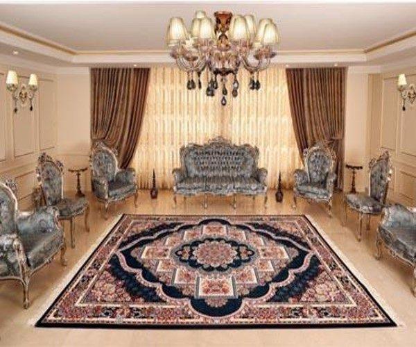 کاربرد فرش در دکوراسیون داخلی