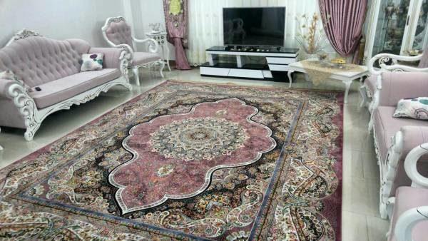 تاثیر فرش در دکوراسیون داخلی