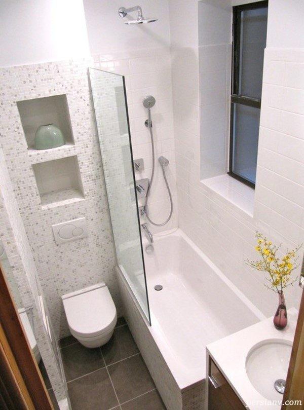 توالت فرنگی در حمام