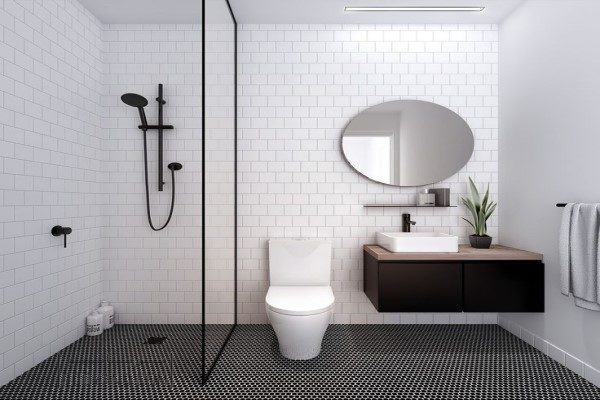 دکوراسیون داخلی حمامهای کوچک ایرانی