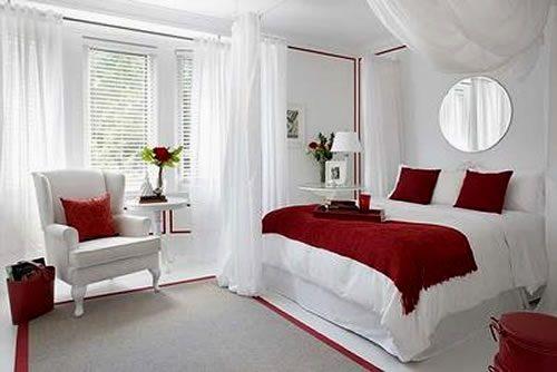 اتاق خواب رمانتیک