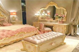 چگونه یک اتاق خواب رمانتیک برای همسرمان دکور کنیم ؟