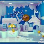 اتاق بازی کودک محلی برای آرامش فرزندان