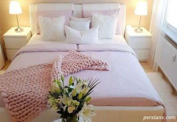 دکوراسیون اتاق خواب برای زوجین