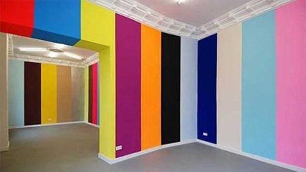 رنگ اتاق با اسپری