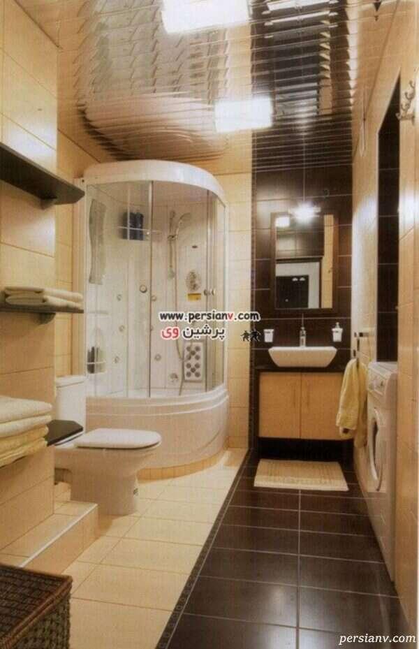 حمام های مدرن