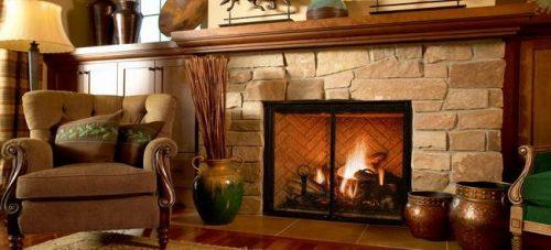 دکوراسیون خانه گرم
