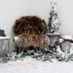 دکوراسیون مناسب زمستان