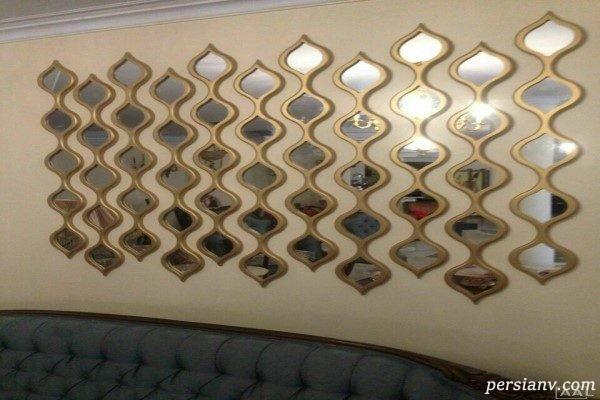 آینه در معماری داخلی