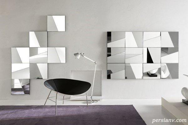 آینه ها در دکوراسیون داخلی
