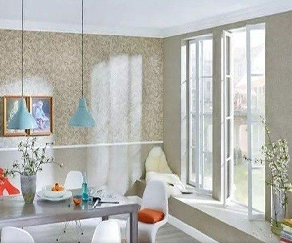 استفاده از رنگ سفید در دکوراسیون داخلی منزل