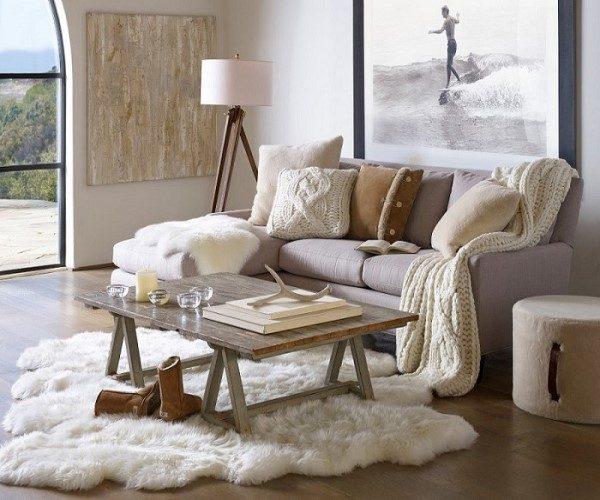 رنگ سفید دکوراسیون منزل