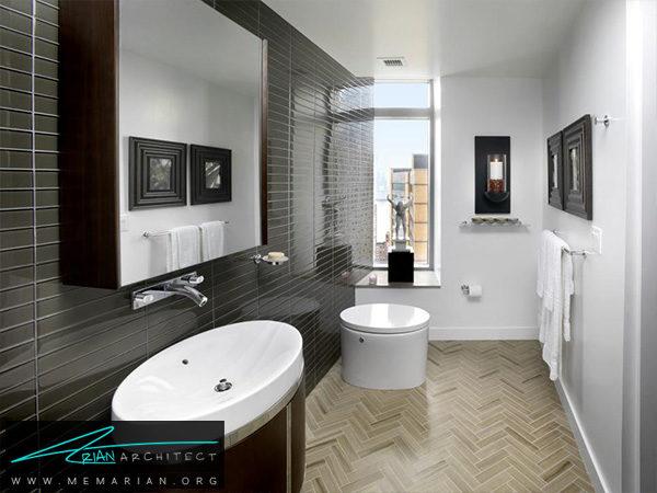 مجلل ترین طراحی حمام