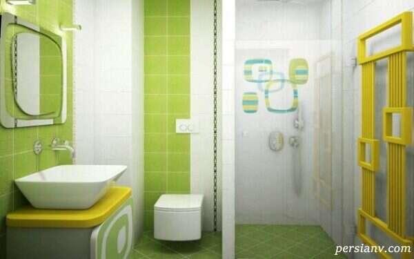 ترفندهایی برای دکور حمام و دستشویی