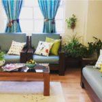 اتاق خانه را تابستانی کنید
