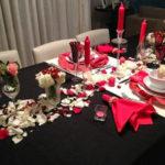 نکاتی برای تزئین میز عروس و داماد