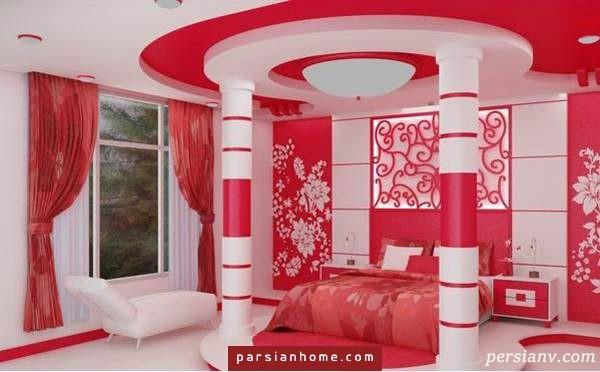 مدل اتاق خواب عروس