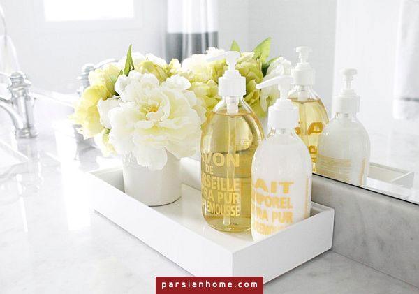 گل آرایی سرویس بهداشتی