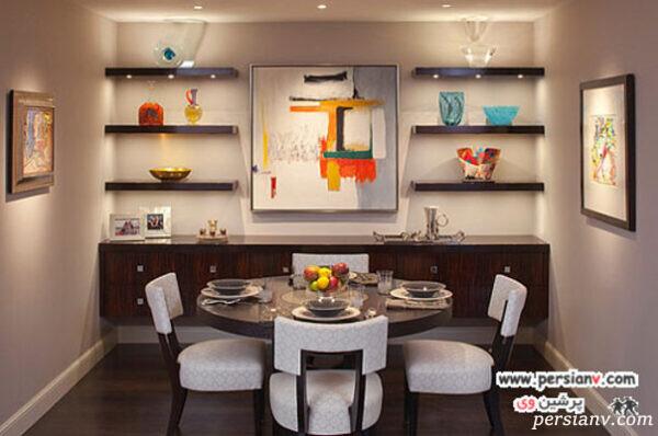 ایده اتاق ناهارخوری