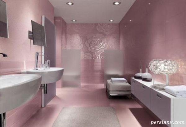 دکوراسیون حمامهای ایرانی