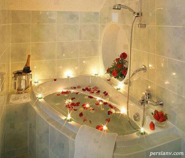 شیک ترین مدل دکوراسیون حمامهای ایرانی