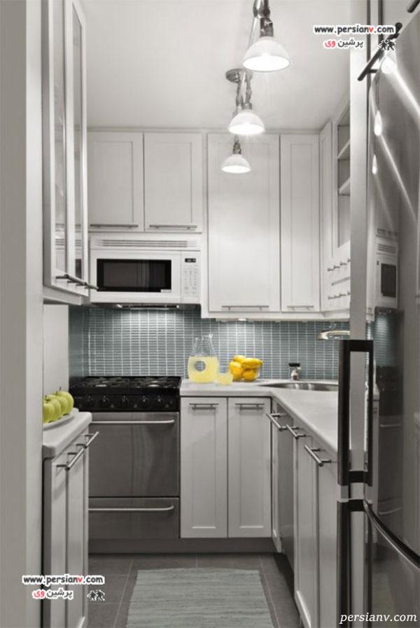عکس آشپزخانه معمولی