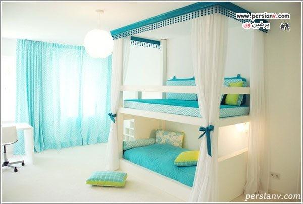تخت های دوقلو