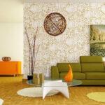 طرح های شاد و رنگارنگ برای خانه ای مدرن