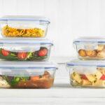 ظروف مواد غذایی زیبا برای آشپزخانه های مدرن