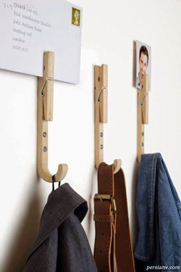 جدیدترین مدل چوب لباسی