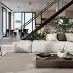 تصاویر طراحی خانه های مدرن