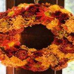 درکوب پاییزی برای درب منازل+ تصاویرفوق العاده زیبا