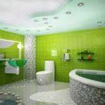 رنگهای سرد را برای حمامتان انتخاب نکنید