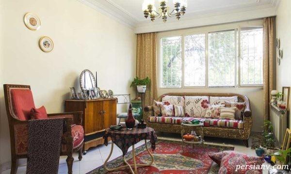 خانه به سبک سنتی