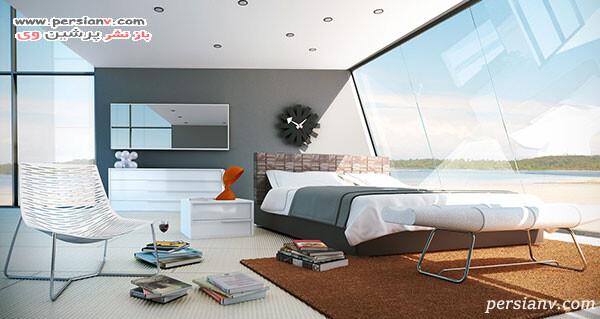 اتاق خواب های رویایی
