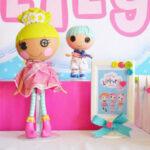 تزیین جشن تولد با تم عروسک های لالالوپسی