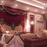 طراحی شگفت انگیز اتاق خواب های کلاسیک و سلطنتی