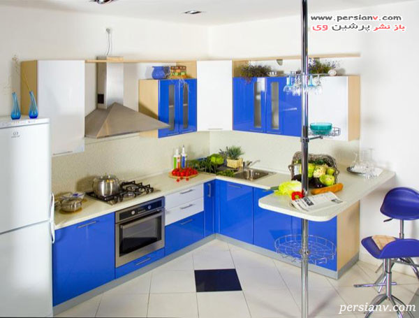 طرح های آشپزخانه مدرن