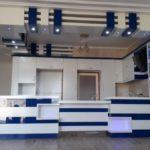 طرح های زیبا از آشپزخانه های مدرن آبی رنگ