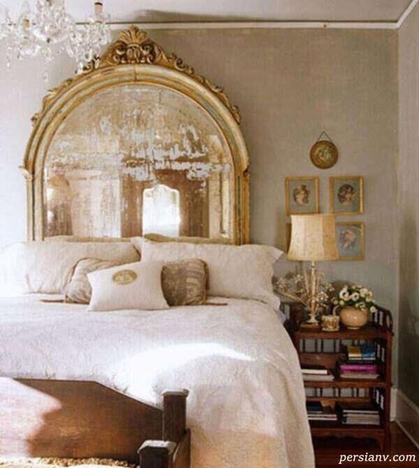مدل های تاج تخت خواب