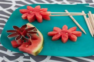 مدل های زیبا و آسان از برش دادن هندوانه در یلدا +عکس