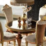 مدل های شیک و زیبای میز نهارخوری