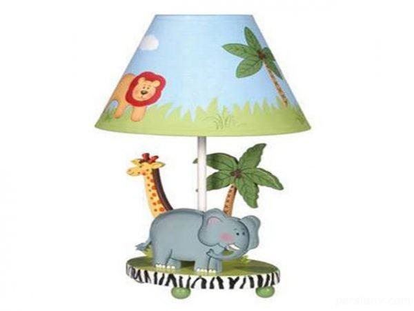 چراغ خواب اتاق کودک نینجا